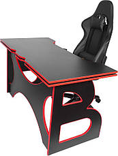 Геймерская станция Barsky Homework Game Red HG-05/SD-09, фото 3
