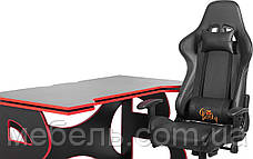 Геймерская станция Barsky Homework Game Red HG-05/SD-09, фото 2