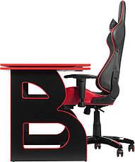 Офисное компьютерное геймерская станция barsky homework game red hg-05/sd-13, фото 2