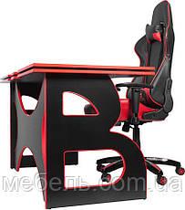 Офисное компьютерное геймерская станция barsky homework game red hg-05/sd-13, фото 3