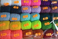 Цветной набор ниток для вышивания