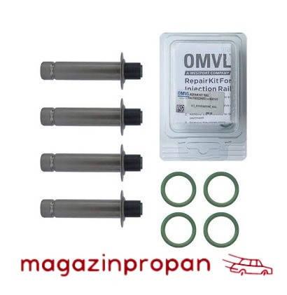 Ремкомплект газовых форсунок OMVL 4ц, фото 2