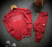 Спортивный костюм мужской Marvel 2.0 xх red осенний весенний, фото 1
