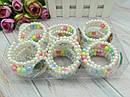 Детские браслетики из бусин ЛОЛ 12 шт/уп., фото 2