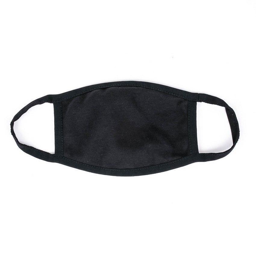 Маска защитная ХХ Черная (ин-20-0001)