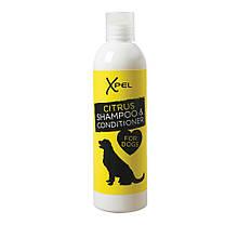 Шампунь-кондиціонер для собак XPel Zoo Shampoo&Conditioner 250 мл Citrus