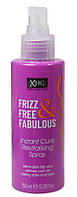 Frizz Free & Fabulous Instant Curis Revitalisng Spray спрей для волос 150 ml