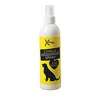 Дезодорант для собак XPel Zoo Deodoriser Spray 250 мл Citrus
