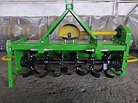 Почвофреза Грунтофреза Бомет Bomet   1,4 м с карданом сверхпрочные ножи