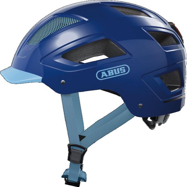 Велошлем ABUS HYBAN 2.0 Core Blue XL (58-63 см)