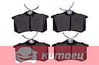 Колодки тормозные задние MEYLE на MG  350