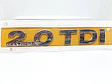 Эмблема логотип надпись TDI, фото 3