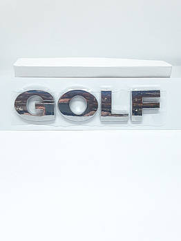 Эмблема логотип надпись GOLF