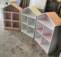 Кукольный дом серия «Престиж Макси» Двухцвет Design Service (В*Ш*Г) 1100*650*255мм