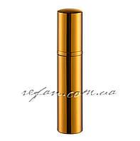Капсула ''Атомайзер'' - gold, 12 мл