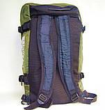 Дорожная сумка. Спортивная сумка. Сумка рюкзак. Сумка для фитнеса. Сумка для спорта. , фото 3