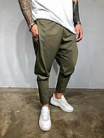 Чоловічі штани оливкові Black Island Ada1993, фото 1