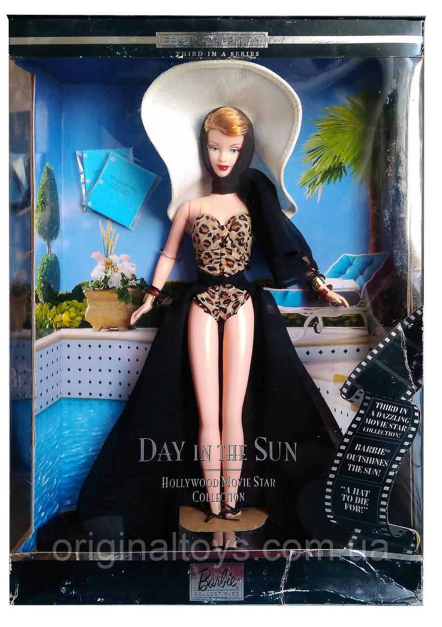 Коллекционная кукла Барби Солнечный день Barbie Day In The Sun Hollywood Movie Star 2000 Mattel 26925