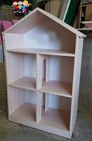 Кукольный дом серия «Престиж Макси» Одноцвет Design Service (В*Ш*Г) 1100*650*255мм