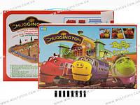 """Железная дорога """"Чаггингтон: Веселые паровозики"""""""", 222-16B"""