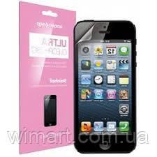 Плёнка SGP (SGP08198) Steinheil LCD Film Ultra Oleophobic для iPhone 5/5s