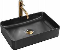 Умывальник (Раковина) AVIA Black Mat 50 см, фото 1