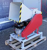 Измельчитель веток Бензиновый двигатель 16 л.с ( до 100 мм, подрібнювач гілок, дробилка веток) ДС-100БД16