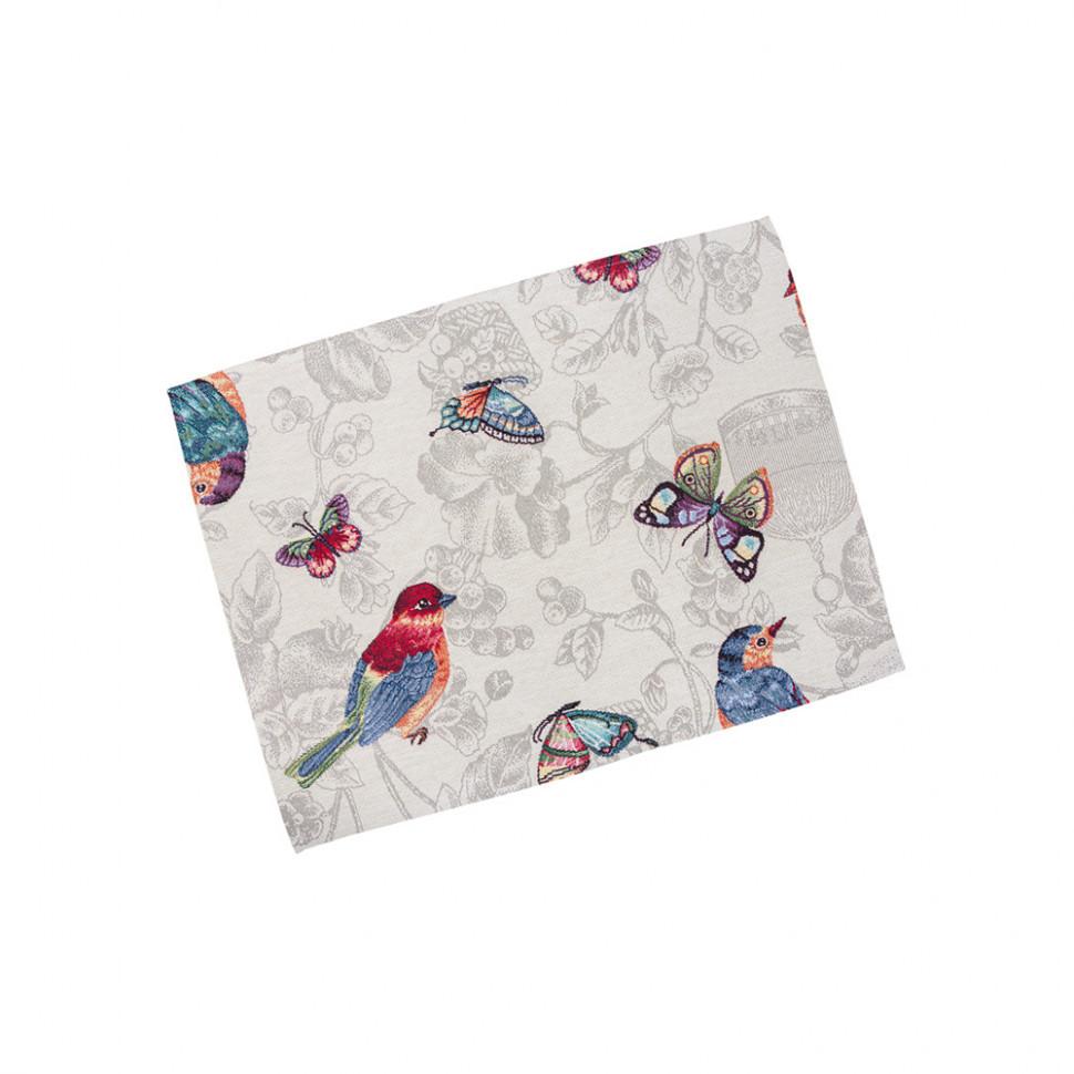 Салфетка-подкладка гобеленовая Birdie