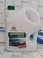 Охлаждающая жидкость GreenCool GC2010 зеленая (5кг.)