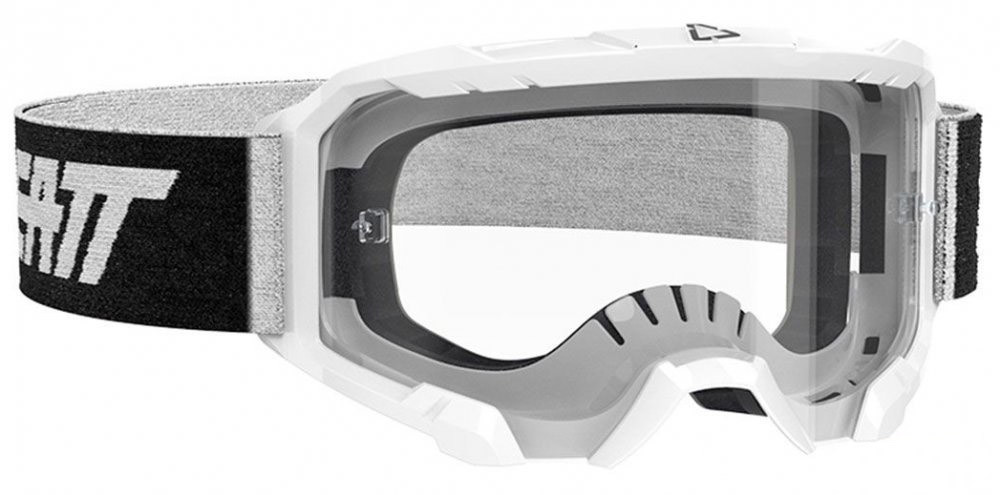 Очки кроссовые LEATT Velocity 4.5 White Clear 83%