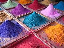 Барвник сухий ЧОРНИЙ Індія 10 грам