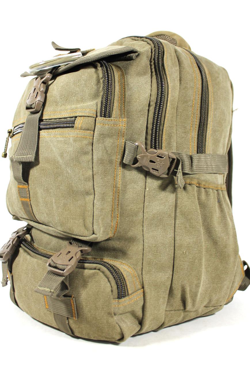 "Брезентовый рюкзак ""Gold Be 0828"""