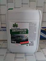 Охлаждающая жидкость GreenCool GC2010 зеленая (10кг.)