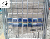 Сушарка для білизни підлогова Eleganse (алюмінієва), фото 6