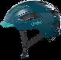 Велошлем ABUS HYBAN 2.0 Core Green XL (58-63 см), фото 1
