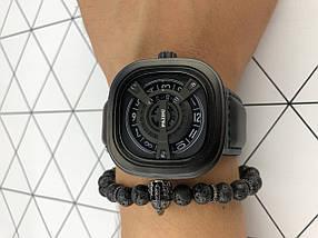Часы Paidu Черные, фото 2