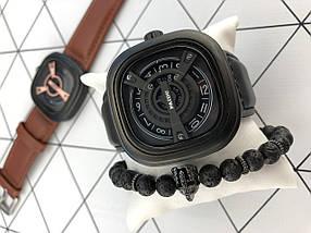 Часы Paidu Черные, фото 3