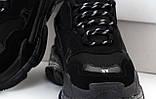 Женские кроссовки Balenciaga Triple S, кроссовки баленсиага трипл с, кроссовки баленсияга (40 размеры в налич), фото 6