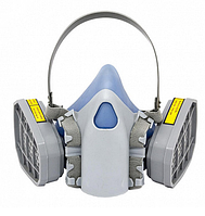 Респіратор  Сталкер-2 з двома фільтрами (аналог респіратора 3М модель 7500)
