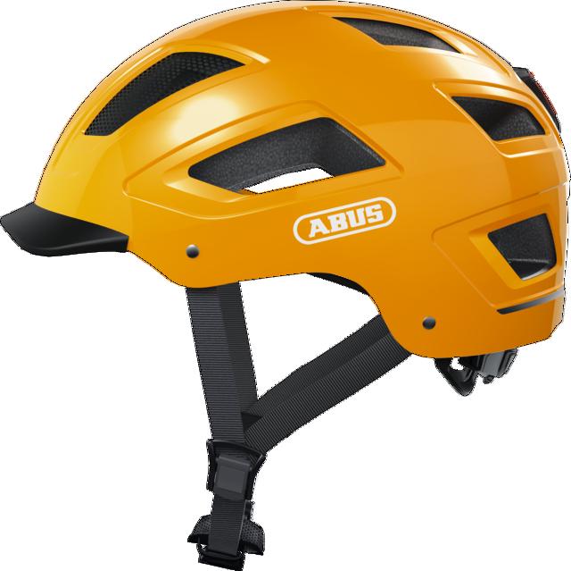 Велошлем ABUS HYBAN 2.0 Icon Yellow L (56-61 см)