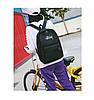 Рюкзак черный  Stussy, фото 4