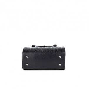 Стильная кожаная сумка с клапаном ASSA 1095б.-2, фото 2