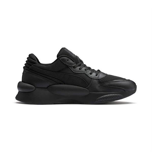 Оригинальные черные мужские кроссовки Puma RS9.8 Core Black 370368 02 42 размер