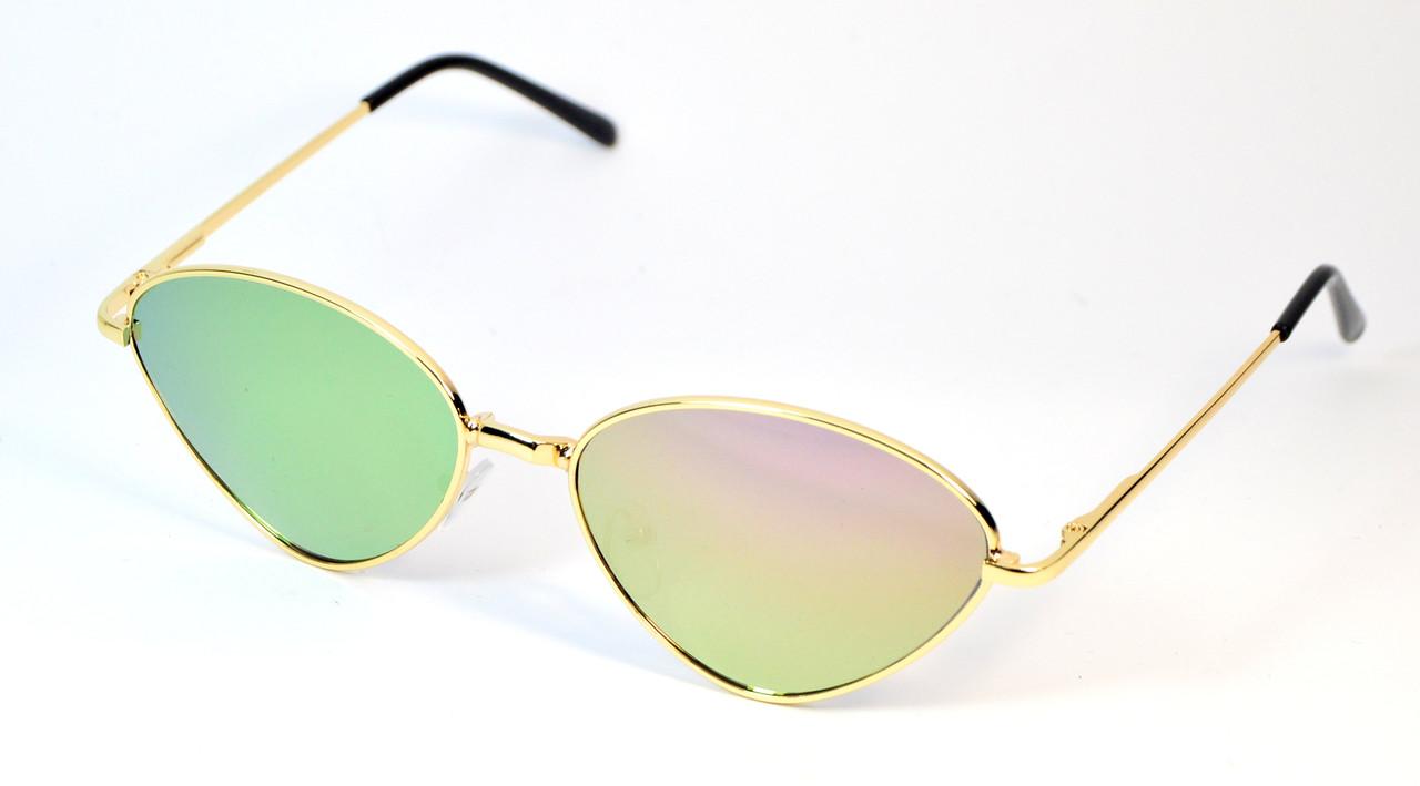 Солнцезащитные очки для девочек (0421 роз)