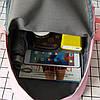 Рюкзак женский розовый с розовой пантерой, фото 5