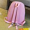 Рюкзак женский розовый с розовой пантерой, фото 9