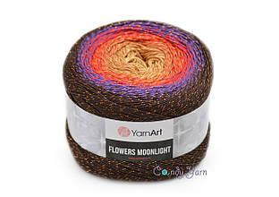 YarnArt Flowers moonlight, №3265