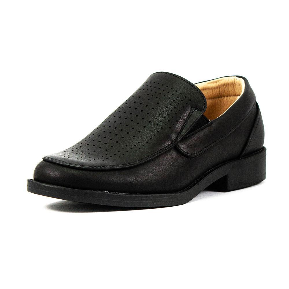 Туфли подростковые Сказка R811334065 черные (32)