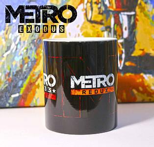 Чашка Метро2033 / Metro 2033