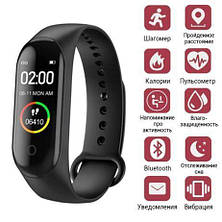 Браслет Smart Watch Mi BAND M4 Black- Новинка, фото 2